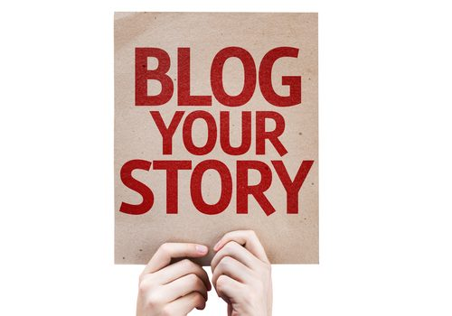 Blogging your way to a book
