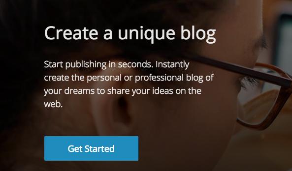 Create a unique blog