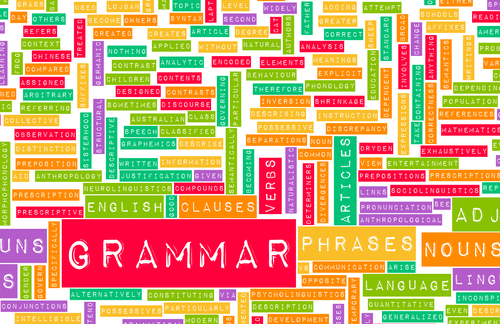 online English grammar resources