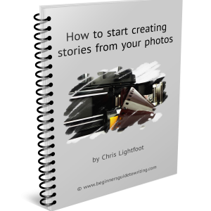 How start creating stories from your photos