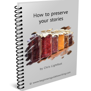 How to preserve your stories