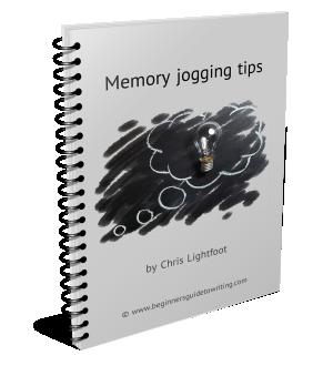 Memory jogging tips
