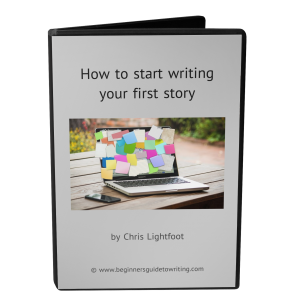 How to start writing your first story course
