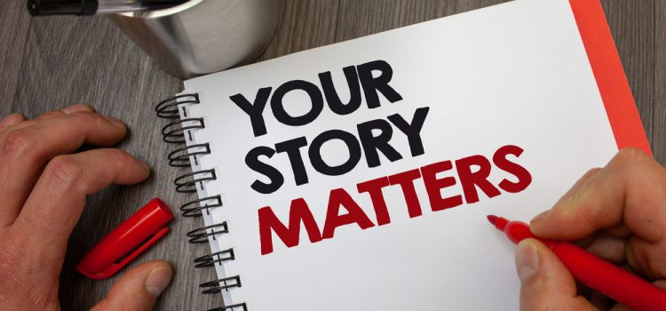 Writing a family history? Your story matters