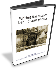 Writing the stories behind your photos